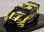 Ford Fiesta RS WRC #46 Winner Rally Monza 2016 Valentino Rossi - Cassina by IXO MODELS