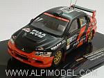 Mitsubishi Lancer EVO IX #56 'Advan-Piaa'  Nutahara - Barritt 11th Argentina 2008 by IXO MODELS