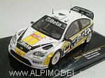 Ford Focus RS 07 WRC #46 Rally Monza 2008 Valentino Rossi - C.Cassina by IXO MODELS