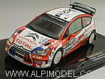 Citroen C4 WRC #12 J.Ingrassia-S.Ogier 2nd Rally Acropolis 2009 by IXO MODELS
