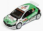 Peugeot 207 S2000 #16 Chevaillier - Tsjoen 4th IRC Ypres Rally 2009 by IXO MODELS