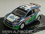 Ford Fiesta S2000 #28 Corona Mexico Rally 2010 Pons - Haro by IXO MODELS