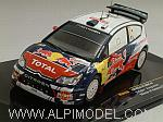 Citroen C4 WRC #7 Winner Rally Portugal 2010 Ogier - Ingrassia by IXO MODELS