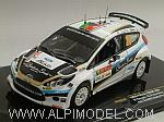 Ford Fiesta S2000 #26 Portugal Rally 2010 Sousa - Da Silva by IXO MODELS
