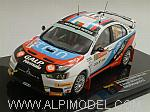 Mitsubishi Lancer Evo X #31 Rally Portugal 2010 Arujo - Ramalho by IXO MODELS