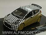 Ford Fiesta S2000 Test Car Greystoke Forest 2009 Wilson by IXO MODELS