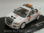 Mitsubishi Lancer EVO VII N.00 Safety Car Rally Japan 2010 by IXO MODELS
