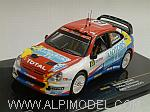 Citroen Xsara WRC #68 Rally France 2010 Muller - Mondesir by IXO MODELS