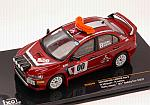 Mitsubishi Lancer EVO X #00 Rally Japan Safety Car by IXO MODELS