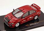 Mitsubishi Lancer EVO X GR.N Presentation Car by IXO MODELS