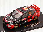 Mitsubishi Lancer EVO X #56 Rally Japan Nutahara - Ichino by IXO MODELS