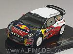 Citroen DS3 WRC #4 Winner Rally Monza 2011 Loeb - Loeb by IXO MODELS