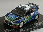 Ford Fiesta RS WRC #3 Winner Sweden 2012 Latvala - Antilla by IXO MODELS
