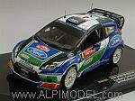 Ford Fiesta RS WRC #4 Monte Carlo 2012 Patterson - Solberg by IXO MODELS