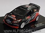Ford Fiesta RS WRC #9 Rally Monte Carlo 2012 Wilson - Martin by IXO MODELS