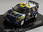 MINI John Cooper Works #52 Rally Sweden 2012 Sandell - Parmancer by IXO MODELS