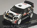 Mini John Cooper Works #12 Rally Monte Carlo 2012 Araujo - Ramalho by IXO MODELS