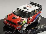 MINI John Cooper Works #37 Rally Monte Carlo 2012 Sordo - Barrio by IXO MODELS