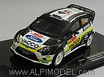Ford Fiesta RS WRC #38 Rally Monte Carlo 2012 Maurin - Ural by IXO MODELS