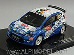 Ford Fiesta S2000 #32 Rally Monte Carlo 2012 Breen - Roberts by IXO MODELS