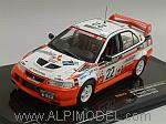 Mitsubishi Lancer EVO VI China 1999 Taguchi - Teoh by IXO MODELS