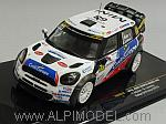 Mini John Cooper Works #68 Rally De France Muller - Leneveu by IXO MODELS
