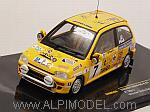 Subaru Vivio RX-R #7 Winner Rally Safari 1993 P.Njiru by IXO MODELS