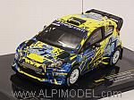 Ford Fiesta RS WRC #23 Rally Finland 2013 Andersson - Axelsson by IXO MODELS