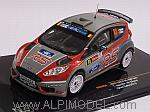 Ford Fiesta R5 Vip Car Ypres Rally 2013 Neuville - Gilsoul by IXO