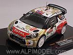Citroen DS3 WRC #4 Rally Monte Carlo 2014 Ostberg - Andersson by IXO