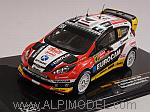 Ford Fiesta RS WRC #22 Rally Monte Carlo 2014 Melicharek - Melicharek by IXO MODELS