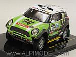MINI ALL 4 Racing #302 Winner Rally Dakar 2013 by IXO