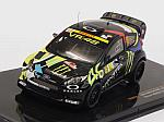 Ford Fiesta RS WRC #46 Winner Rally Monza 2012 Valentino Rossi - Cassina by IXO MODELS