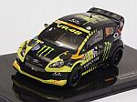Ford Fiesta RS WRC #46 Rally Monza 2013 Valentino Rossi -  Cassina by IXO MODELS