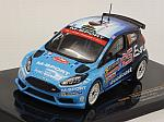 Ford Fiesta RS WRC #35 Rally Monte Carlo 2016 Evans - Parry by IXO MODELS