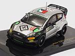 Ford Fiesta RS WRC #37 Rally Monte Carlo 2016 Bertelli - Scattolin by IXO MODELS