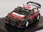 Citroen C3 WRC #10 Rally Portugal 2018 Meeke - Nagle by IXO MODELS
