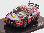 Hyundai I20 WRC #19 Rally Chile 2019 Loeb - Elena by IXO MODELS