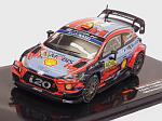 Hyundai I20 WRC #6 Rally Germany 2019 Sordo - Del Barrio by IXO MODELS