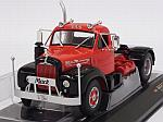 Mack B61 Truck 1953 (Red) by IXO MODELS