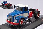 Scania 110 Super 1953 (Blue/White) by IXO MODELS