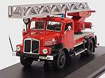 IFA S4000 BL Ladder Truck Fire Brigade by IXO MODELS