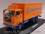 Volvo F88 1969 Deutrans by IXO MODELS