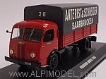 Panhard Movic 1952  Anterist & Schneider Saarbrucken by IXO MODELS