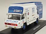 Berliet Stradair Race Transporter Team Gitanes 1974 by IXO MODELS