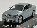 Toyota Crown Hybrid 2008 (Light Blue Metallic) by J-COLLECTION.