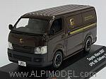 Toyota Hiace 2007 UPS HK Delivery Van by J-COLLECTION.