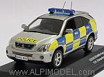 Lexus RX400h Hybrid 2005 UK Hampshire Police by J-COLLECTION.
