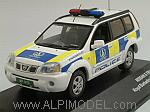 Nissan X-Trail 2008 Royal Barbados Police Force by J-COLLECTION.