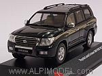 Toyota Land Cruiser 200 VRX V8 2010 (Black) by J-COLLECTION.